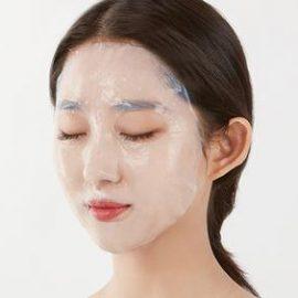 Masque en bio cellulose gorgé d'actifs hydratants