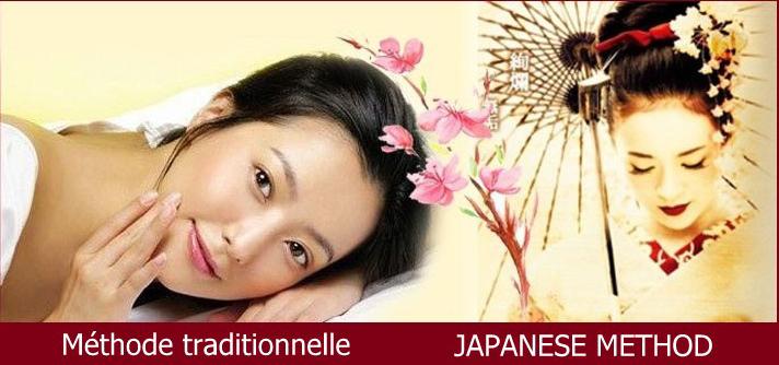 Rituels de beauté des femmes Japonaises