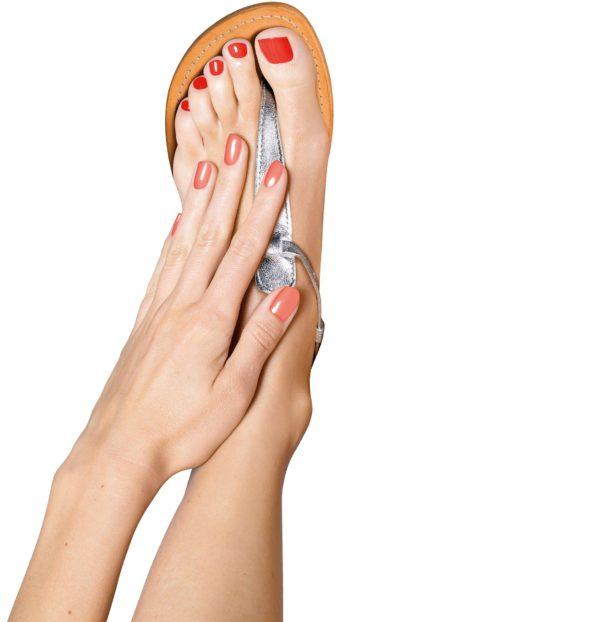 Des ongles vernis tout l'été !!