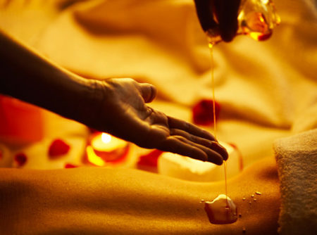 Massage des 4 Mandalas