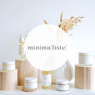 Minima[liste] 100% naturel, Bio, Vegan