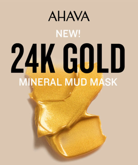 Le Masque Or 24K révèle la beauté